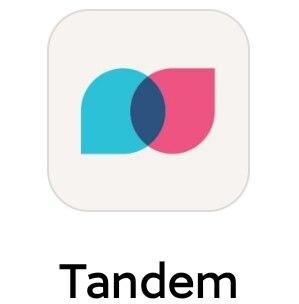 Tandem找个外国语伴,一起聊天练习外语