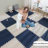 Baby Play Carpet Baby Mattress EVA Foam Play Puzzle Mats Exercise Floor Carpet Rug for Kids Carpet Climbing Pads Play Mat 30x1cm