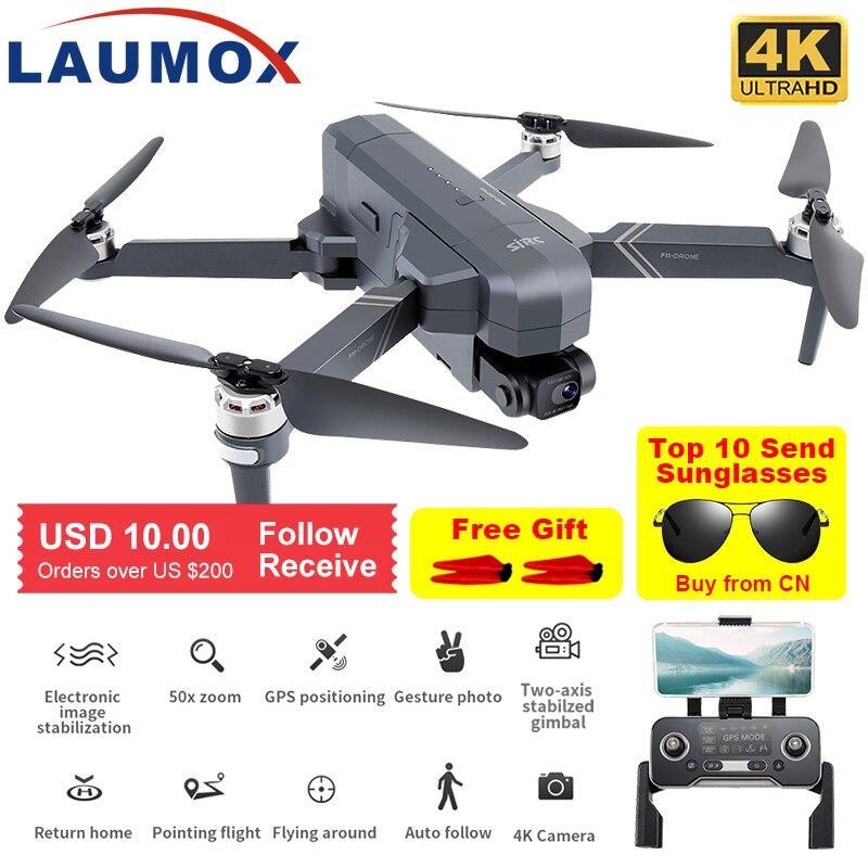 SJRC F11 4K PRO Drone GPS 5G WiFi 2 Achsen Gimbal Mit HD Kamera FPV Professionelle RC Faltbare bürstenlosen Quadcopter SG906 PRO 2