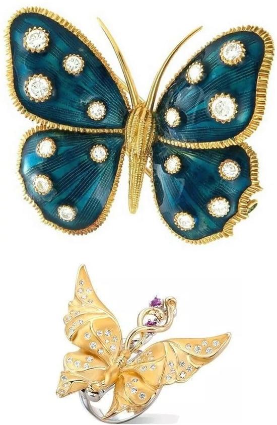 现代珠宝首饰设计造型元素之点、线、面、块、组合