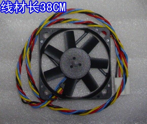Sunon MF50101V1-Q0-S99 5010 5CM 5cm 50mm 12V 1.44W 4Pin PWM server inverter cooling fan