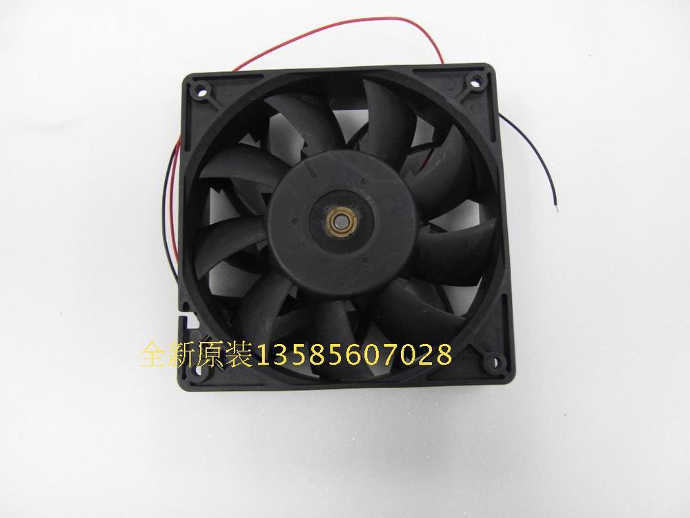 Delta fan blower FFC1248DE 1238 48V large air volume axial fan